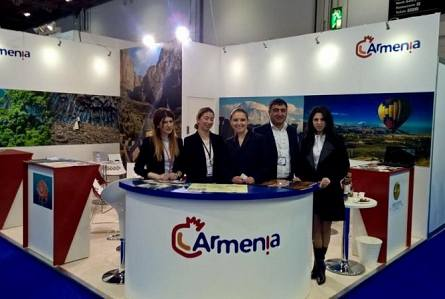 "Armenia takes part in ""WTM 2016"" tourism exhibition in London"