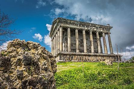 Shrouded in mystery, the Temple of Garni offers a rare glimpse into pre-Christian Caucasia