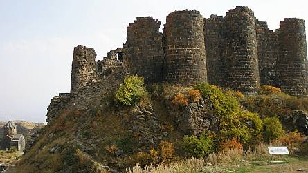 One-day tour to the towards Amberd fortress