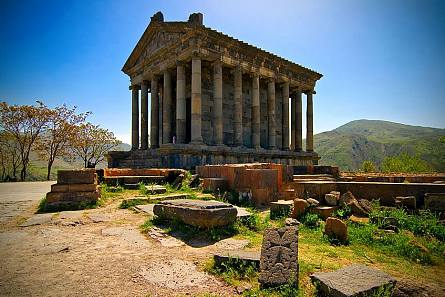 One-day tour to the Garni Temple