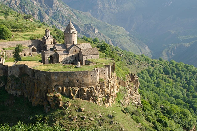 National Geographic has included Armenia in the top 10 places that deserve the attention of tourists