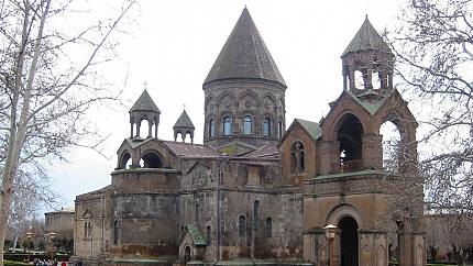 Cathedral of St. Echmiadzin
