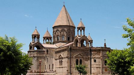 Cathedral Ejmiatsin