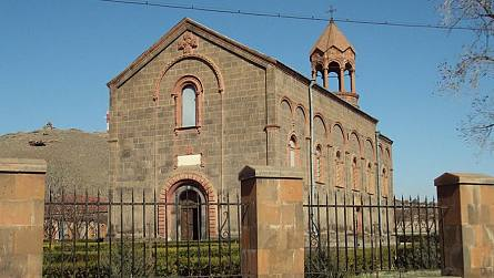 Mesrop Mashtots Church